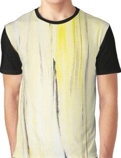 Yellow Breeze Graphic T-Shirt