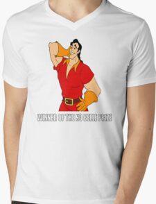 Gaston Mens V-Neck T-Shirt