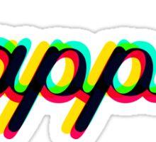 Dapper Sticker