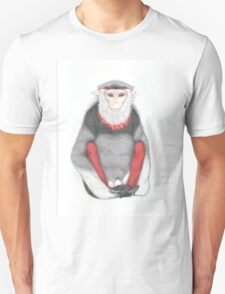red-shanked douc T-Shirt