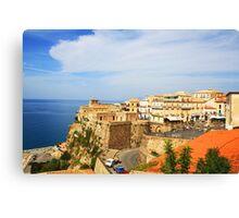Calabria, Italy Canvas Print