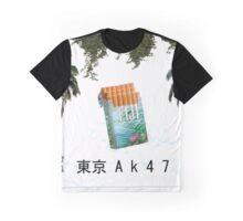 Tokyo Ak47 Fiji Cigarettes  Graphic T-Shirt