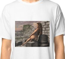 Naked Ruins  Classic T-Shirt