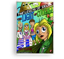 The Legend, is more than just a game! (CuteLucca) Canvas Print