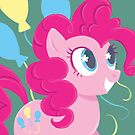 Pinkie Pie by Carrie Wilbraham