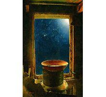 Attic Window Photographic Print