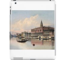 Karl Kaufmann Austria View from Venice iPad Case/Skin