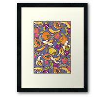 tropical dream Framed Print