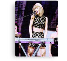 Taylor Swift - Capital JBB  Canvas Print