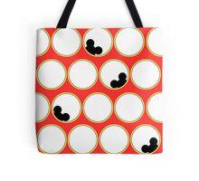 Peek-a-boo Mickey Tote Bag