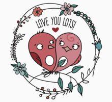 In Love Kids Tee