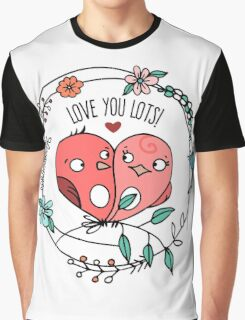 In Love Graphic T-Shirt