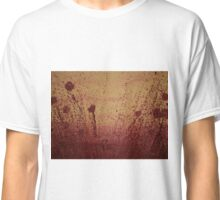 Storm In The Poppies Classic T-Shirt