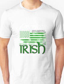 By Birth Irish T-Shirt