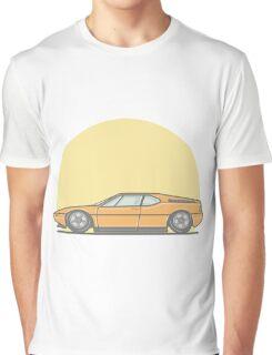 BMW M1 Vector Illustration Graphic T-Shirt