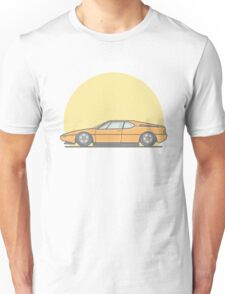 BMW M1 Vector Illustration Unisex T-Shirt