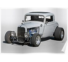 1932 Ford 'Primer Coat' Coupe II Poster