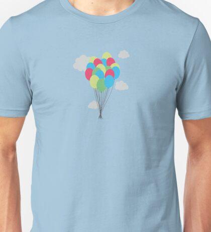 Colourful balloons Unisex T-Shirt