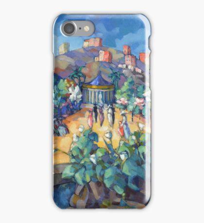 Konrad Magi, the Italian scenery. Rome iPhone Case/Skin