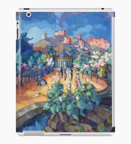 Konrad Magi, the Italian scenery. Rome iPad Case/Skin