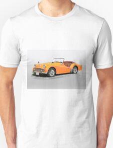 1960 Triumph TR3A Unisex T-Shirt