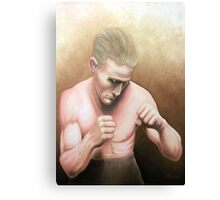 Wee Scrapper Canvas Print