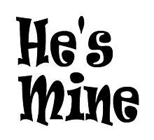 He's Mine Photographic Print