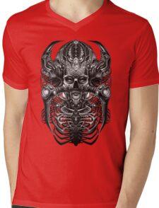 Winya No. 75 Mens V-Neck T-Shirt