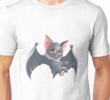 Cute Red Eyed Bat Unisex T-Shirt