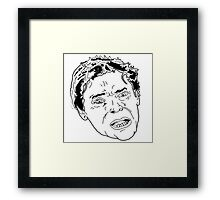 Dafoe Framed Print