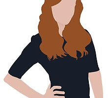 Rebecca Mader by thequeenssavior