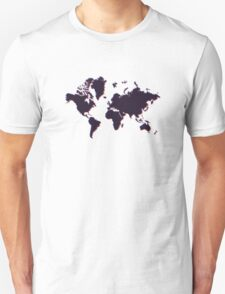 Global Perspective Stereoscopic T-Shirt