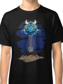 Shovel Yoga Knight Classic T-Shirt