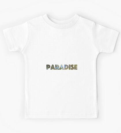 Paradise Kids Tee