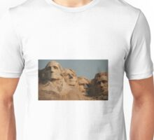 Mount Rushmore Unisex T-Shirt