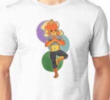 Goldfish Yoga Unisex T-Shirt