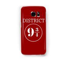Fandom Crossover District 9 3/4 Samsung Galaxy Case/Skin