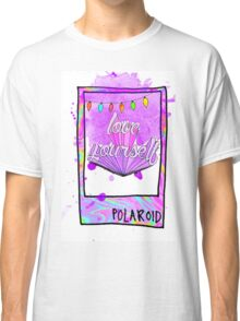 LOVE YOURSELF Classic T-Shirt