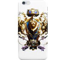Alliance - WoW iPhone Case/Skin
