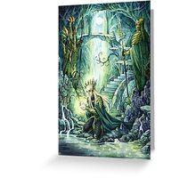 Magic River Greeting Card
