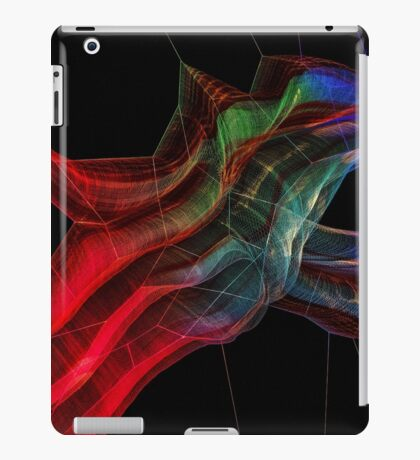 Captivation of a Pulsating Labiasawrus above Oxford Circus 2016 iPad Case/Skin