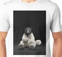 Bear Black & White Unisex T-Shirt