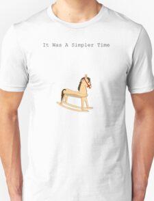 How I miss that horse Unisex T-Shirt
