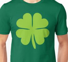 Lucky Irish Shamrock Clover Unisex T-Shirt