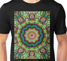 Flower Chakra Of Healing Floral Unisex T-Shirt