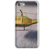 Prison made Bell Huey iPhone Case/Skin