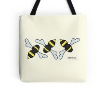 Bees Please Tote Bag
