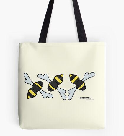 Bees Please Tote Bag