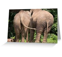 Tales Of Friends Greeting Card