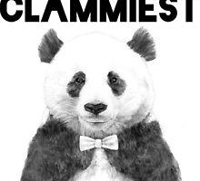 Clammiest Panda  by ProjectMayhem